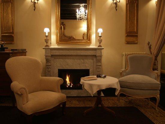 Hotel Palacio de la Pena : Suite Louis