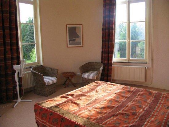 """Hotel Chateau d'Aubry: Номер """"люкс"""""""