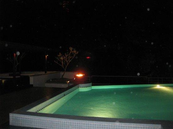 Silks Place Taroko: 頂樓泳池