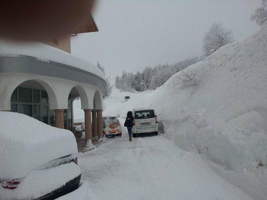 Hotel Norge : Hotel ingresso