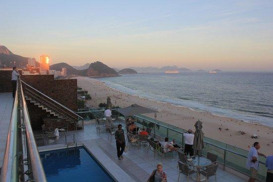 Arena Copacabana Hotel: Копакабама