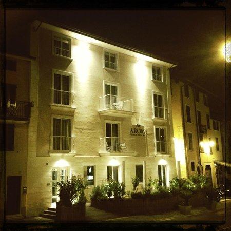 Aromi Piccolo Hotel: Das Hotel
