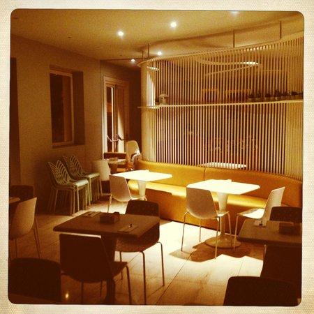 Aromi Piccolo Hotel: Teilansicht Speiseraum
