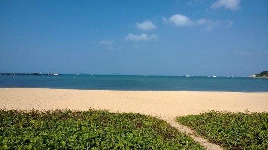 Banyan Tree Sanya: Beach
