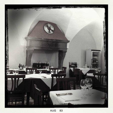 Aromi Piccolo Hotel : Restaurant Floriana vor dem Ansturm