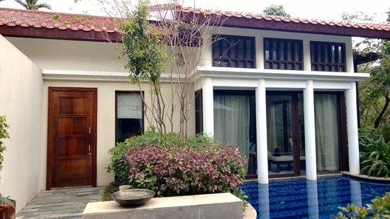 Banyan Tree Sanya: Our pool villa