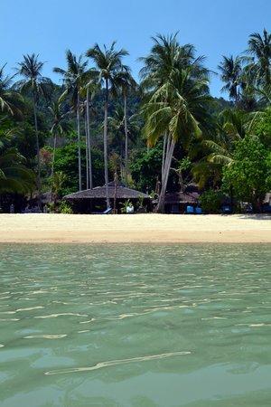 Tabeak Viewpoint Bungalows : Mooiste strand op Ko Yao Noi: paradise beach!