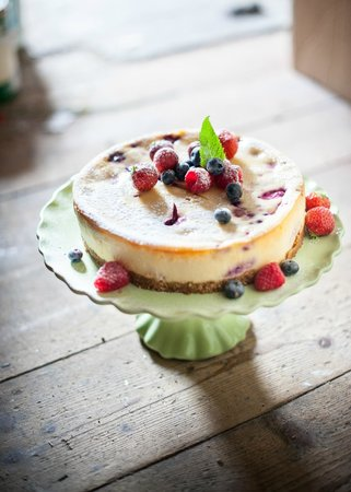 Lyons Cafe: Our Cheesecake