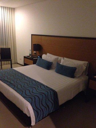 Estelar En Alto Prado Hotel: Room 1104 - nothing special