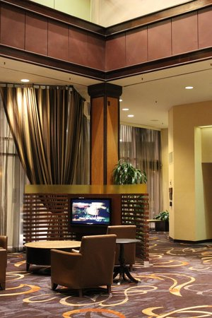 Sheraton Inner Harbor Hotel: Lower Lobby