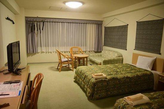 Kishu Minabe Royal Hotel: ツインルーム