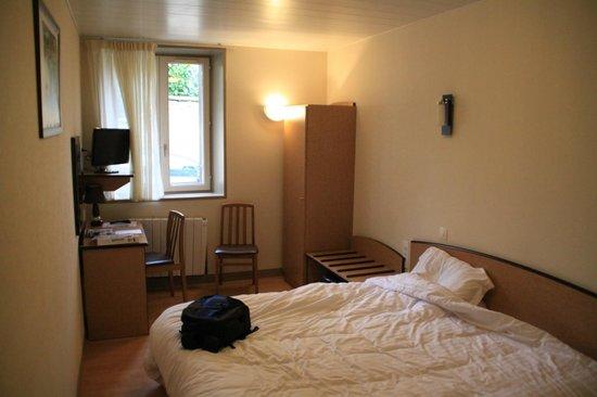 Hotel Le Bayeux : My room
