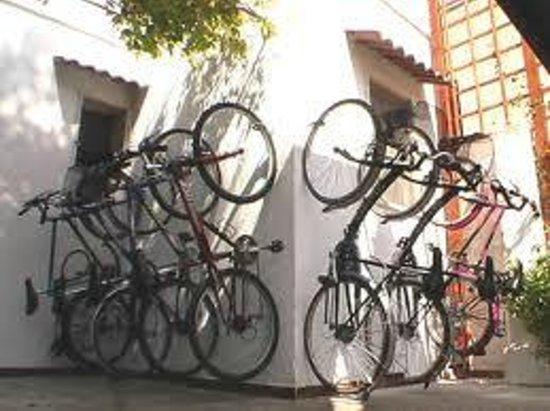 Holland Bikes : Nos vélos au repos