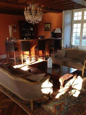 Le Chateau du Ru Jacquier : Bar