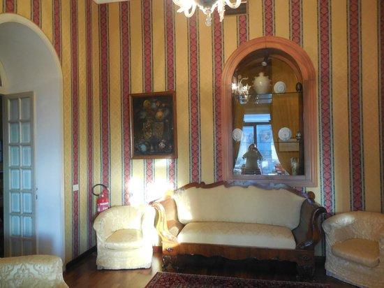 Excelsior Palace Hotel: zonas de estar