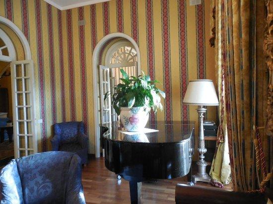Excelsior Palace Hotel: Estar