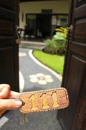 Furama Villas & Spa Ubud: Key