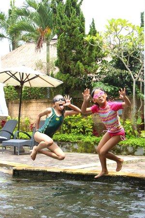 Furama Villas & Spa Ubud: Swimming pool