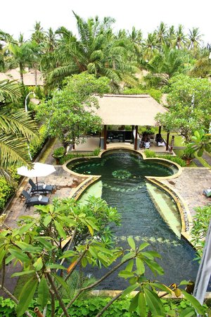 Furama Villas & Spa Ubud: Swimming pool