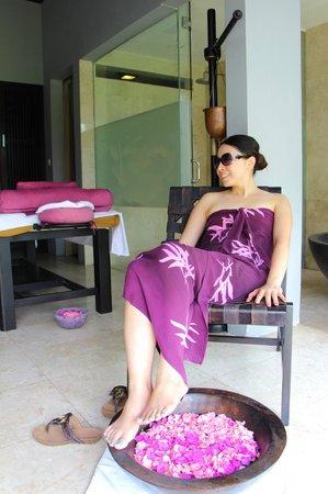 Furama Villas & Spa Ubud: Spa