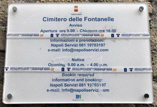 Cimitero delle Fontanelle : cimitero fontanelle