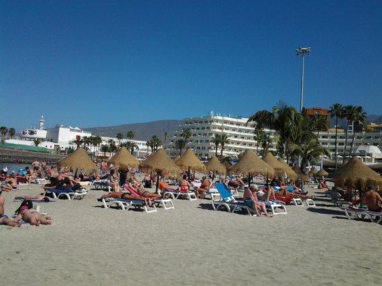 GF Gran Costa Adeje: beach
