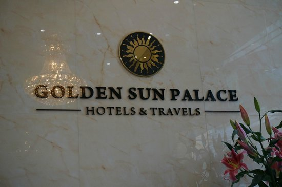 Golden Sun Palace Hotel : Great hotel!