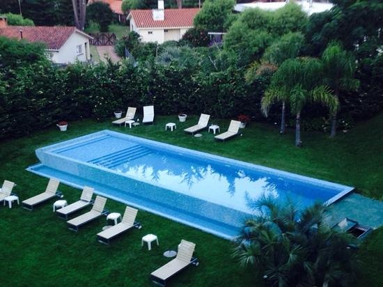 Sisai Hotel Boutique: piscina