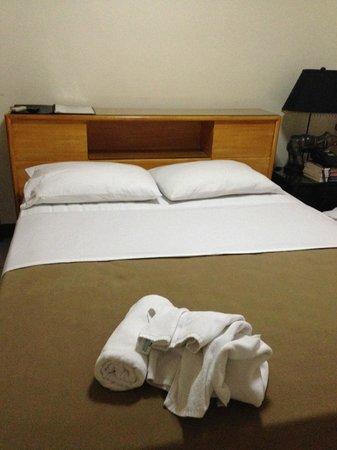 Newgrange Condotel: Bedroom
