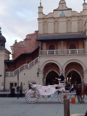 Marktplatz (Rynek Główny): rynek glowney
