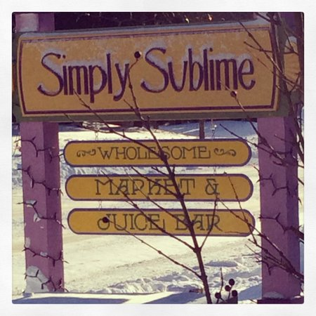 Simply Sublime: Snowy days
