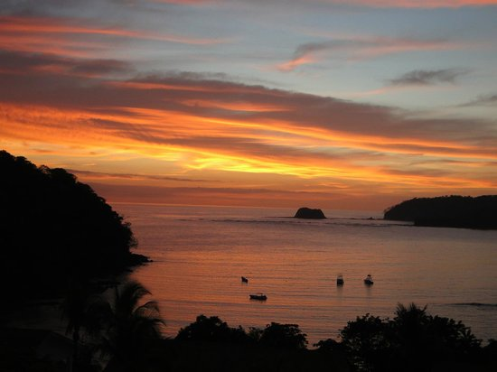 Guanamar: a sunset to remember