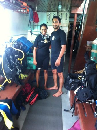 Freedom Divers Phuket: Dive 1