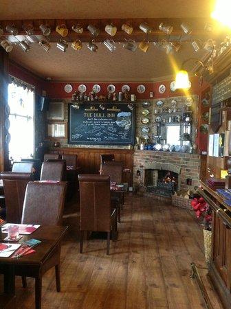 The Bull Inn East Farleigh: RESTAURANT
