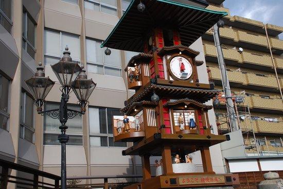 Bocchan Wind up Clock: BOTCHAN CLOCK