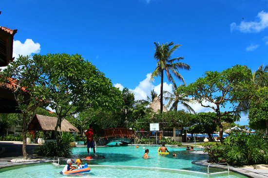 Grand Mirage Resort: Swimming pool