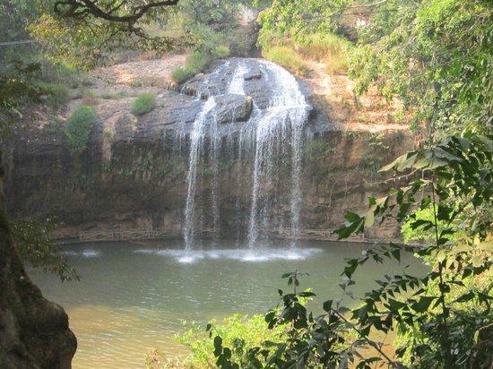 Prenn Falls: The falls
