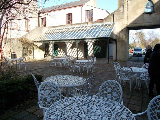 Ulster Folk & Transport Museum: bye bye tea house ...