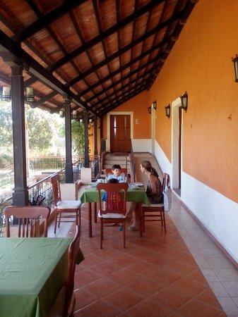 Hotel Hacienda Noc Ac: Breakfast