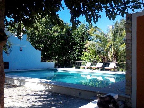 Hotel Hacienda Noc Ac: Another pool
