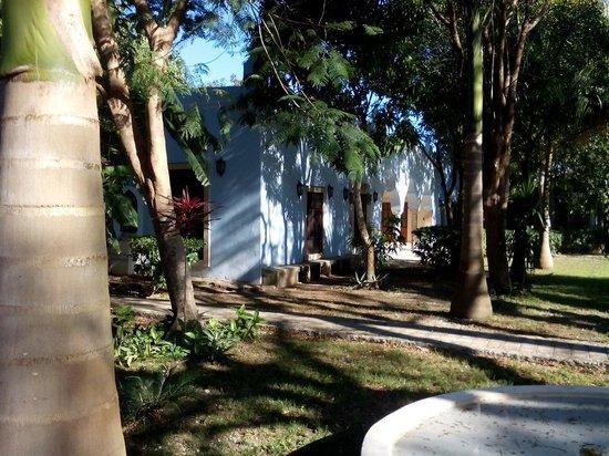 Hotel Hacienda Noc Ac: A villa