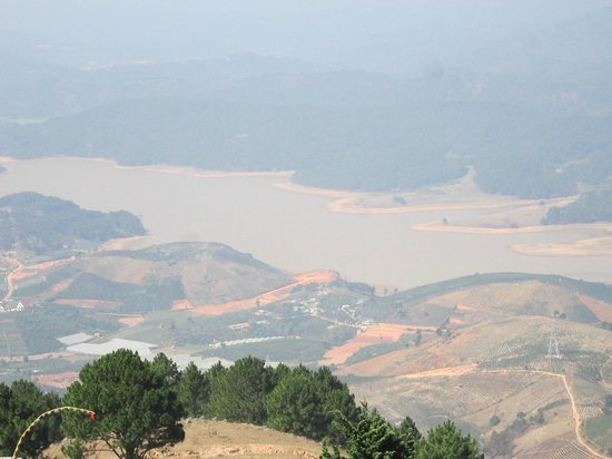 Lang Biang : View from the top