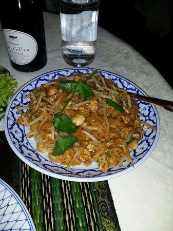 Pat Thai Restaurant Paris