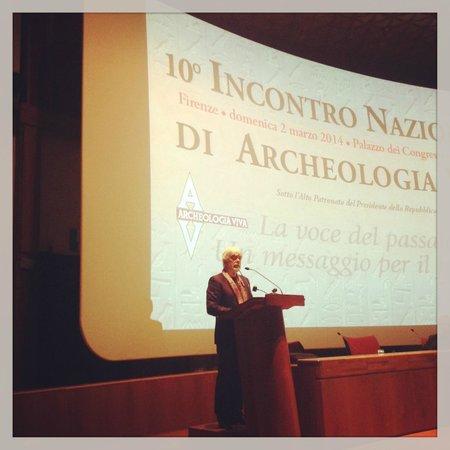 Narni Sotterranea : Valerio Massimo Manfredi al Convegno di Archeologia Viva