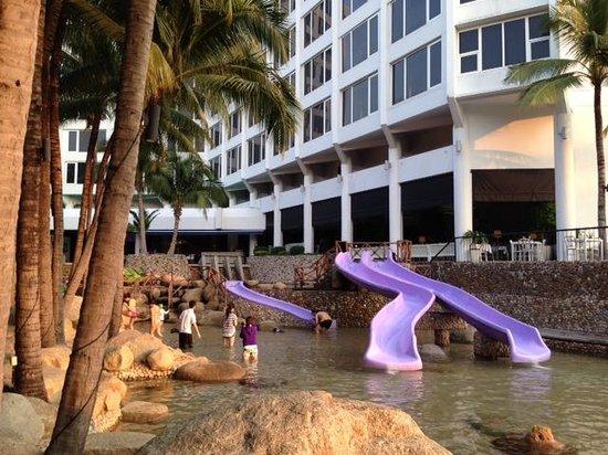 Hard Rock Hotel Pattaya: Slide