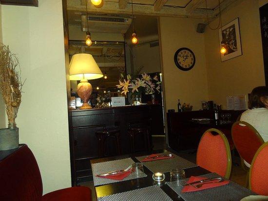 Chez Laeticia : 店内