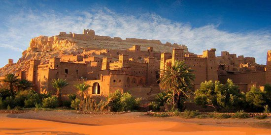 Morocco Culture Tours: The famous Kasbah of Ait Ben Haddou