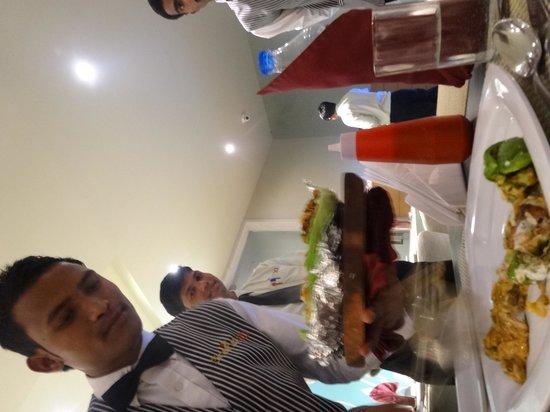 Grand 3D: restaurant veg-steak