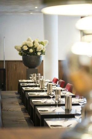 Bastion Hotel Den Haag Rijswijk : Restaurant