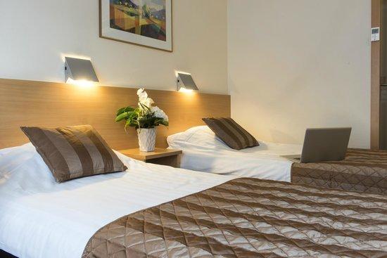 Bastion Hotel Den Haag Rijswijk : Deluxe Double Room